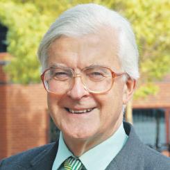 Kenneth Baker, former education secretary