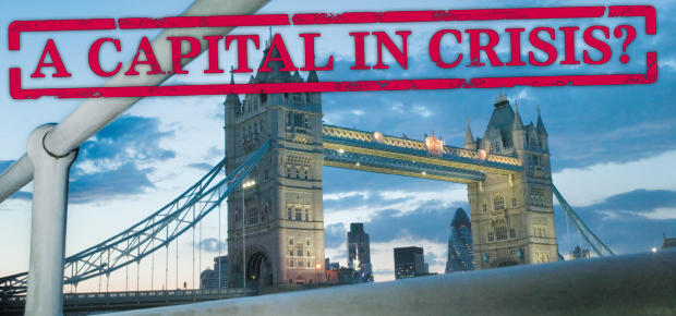 A capital in crisis?