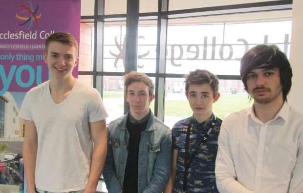 Students tackle radio advert competition