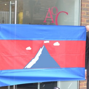 FE colleges urged to adopt new flag and anthem