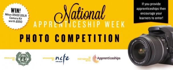 National Apprenticeship Week Photography Competition