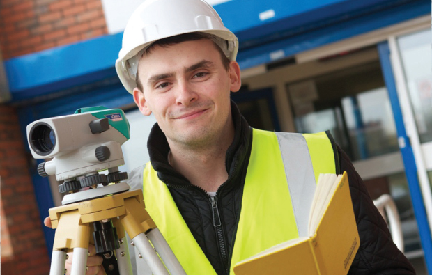 Apprentice lays career foundations
