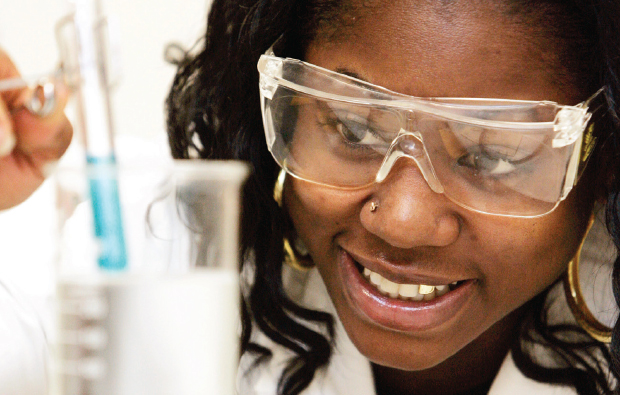 London college boosts science courses