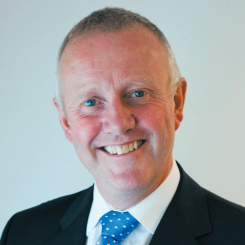 Mike Hopkins, principal, Middlesbrough College