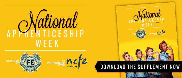 The FE Week National Apprenticeship Week 2013 supplement