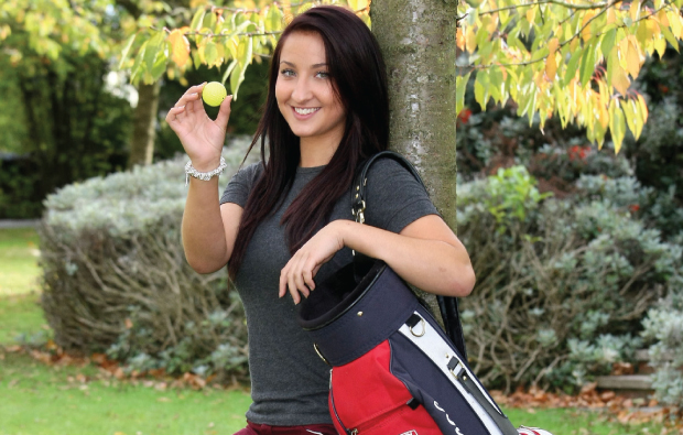 Stourbridge golf academy tees off