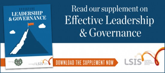 Effective Leadership and Governance supplement