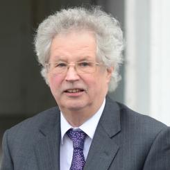 John Bolt, former teacher and funding guru