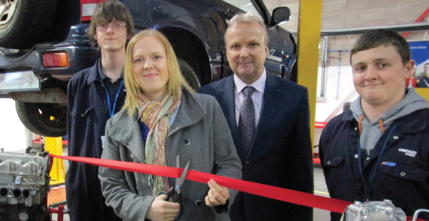 Workshops move up a gear at Macclesfield