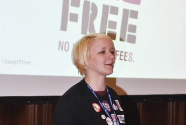 Niace appoints groundbreaking FE-bred NUS president Toni Pearce to employment and skills post