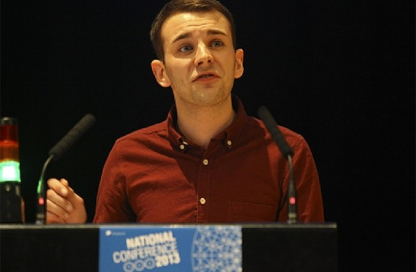 Joe Vinson to become the NUS vice president for FE
