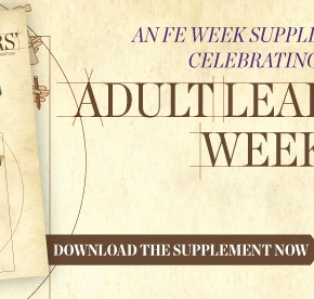 Adult Learners' Week 2013 Supplement