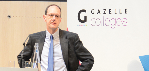 CBI director general Cridland calls for GCSE 'abolition' with participation age rising to 18