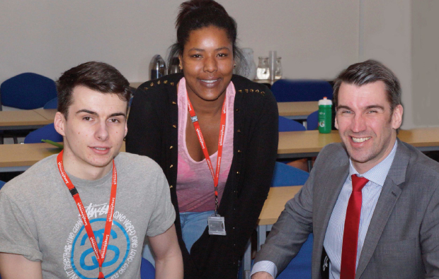 Business advice from BBC Apprentice star