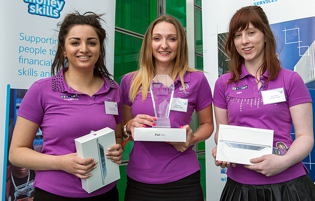 Business award for young entrepreneurs
