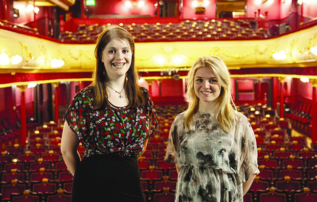 Curtains up on theatrical careers