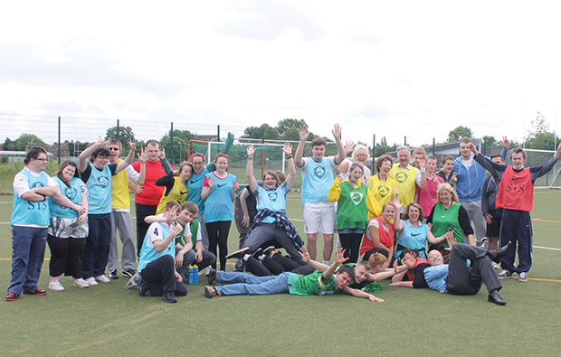 Tag rugby day showcases sport