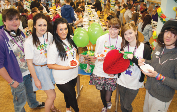 'Big lunch' offers chance to make new friends