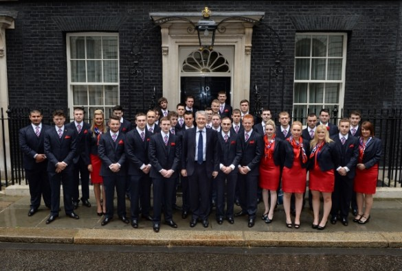 Downing Street send-off for UK's WorldSkills competitors