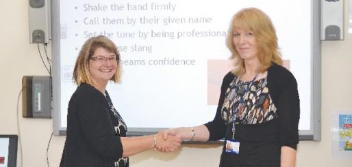 Helping hand for traineeship pilot scheme