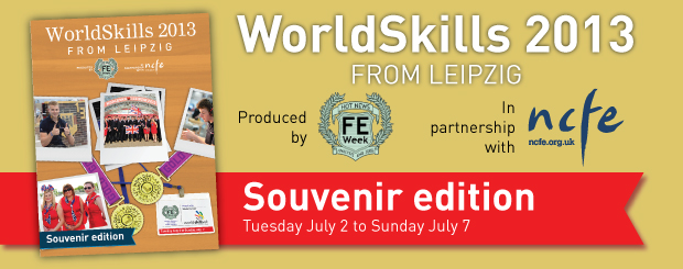 WorldSkills 2013 souvenir edition