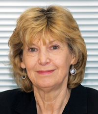 Jacqui Henderson, chair of governors, Northumberland College