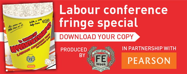 Labour conference fringe event