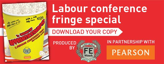 Labour conference fringe event