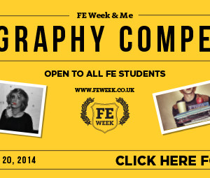 FE Week and Me 2014 - COMPETITION NOW OPEN