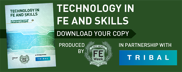 Technology in FE and Skills