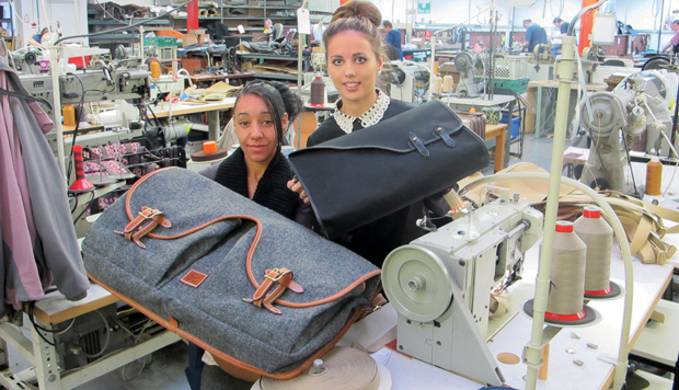 Bags aiming to make it big in Japan
