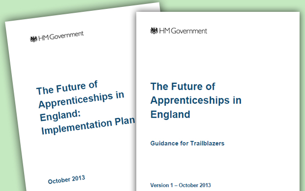 Government publishes its 'radical and far-reaching' apprenticeship plan