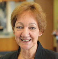 Diana Laurillard, chair, Association for Learning Technology