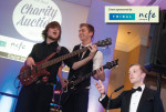 Charity gets £10k boost after night of music, food and fundraising auction