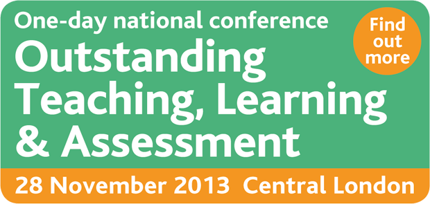 Outstanding Teaching, Learning & Assessment in the FE & Skills sector event
