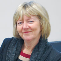 Gill Alton, principal, Rotherham College of Arts and Technology