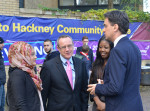 Miliband meets college apprentices after launching digital skills taskforce