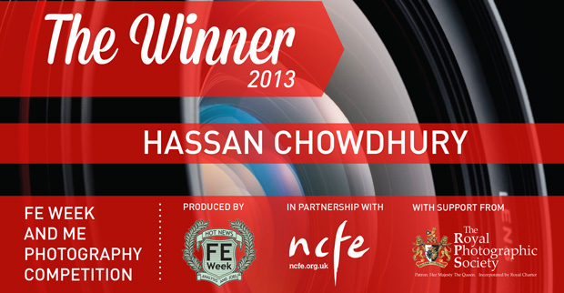 FE Week and Me winner 2013