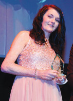 Brave Vicky claims student of year title