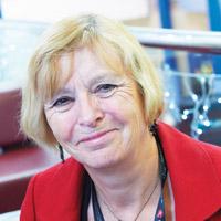 Christine Bullock, chief executive, Apt Awards
