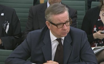 Gove attacked over excellent 'extra-curricular' claims