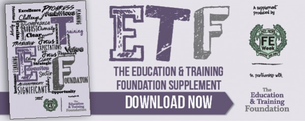 The Education and Training Foundation ~ an introduction