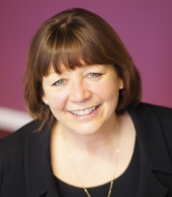 Jane Overbury, principal, Christ the King Sixth Form College