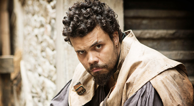 Swashbuckling Howard is star of the Musketeers