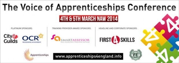 Voice 4 Apprenticeships Conference 2014