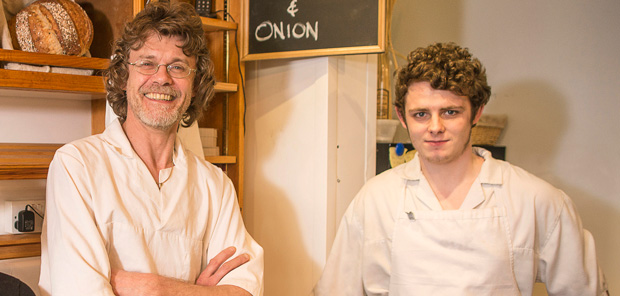 Training from top TV baker is helping Owen rise to the top
