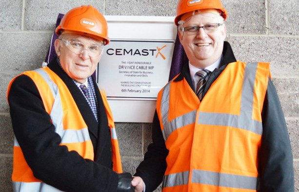 Cable sparks excitement for centre of excellence