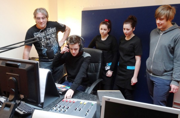 Community radio station finds new home in unused rooms at campus