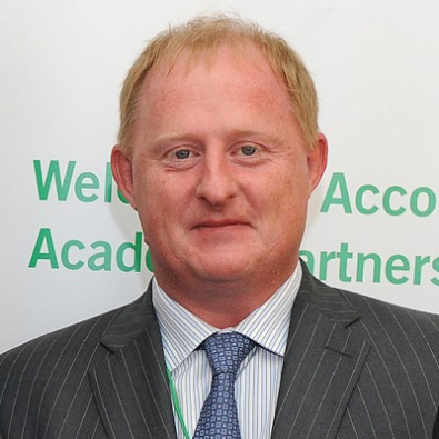 Peter Marples, director and owner, Aspire Achieve Advance