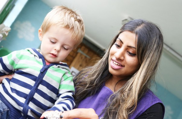 Ofsted inspectors rate early years nursery as outstanding